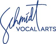 Schmidt Vocal Arts Logo