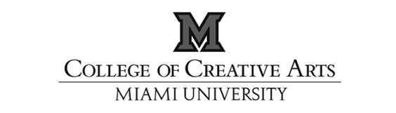 Miami University College of Creative Arts Logo