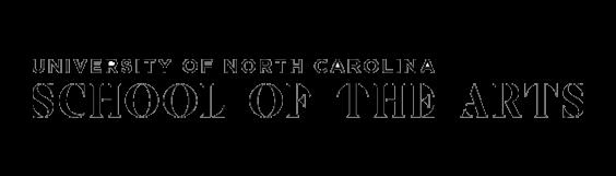 University of North Carolina School of the Arts Logo